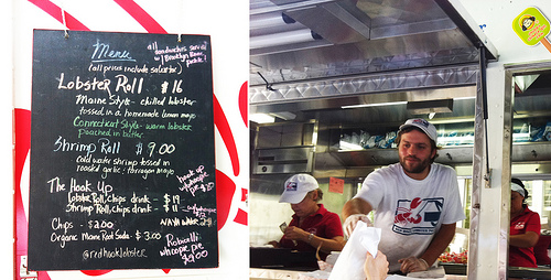 red hook lobster pound _ lobster food truck 4