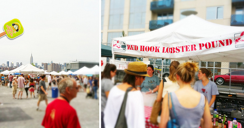 smorgasburg 11 red hook lobster