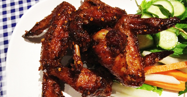 Pok Pok NY: finger lickin' good wings in Brooklyn