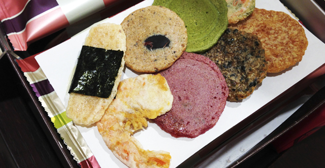 BANKAKU: Finding Japanese Shrimp Crackers in Singapore