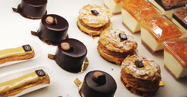 MAISON KAYSER nyc: From Paris with love