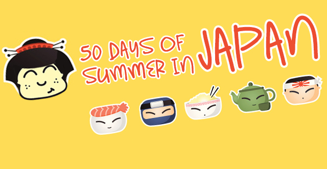50 Days of Summer in Japan