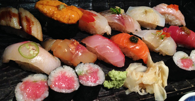 Sushi Yasaka: Amazingly affordable omakase on the UWS