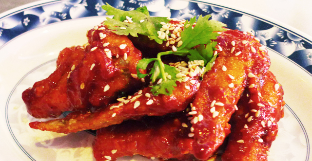 SEOUL CHICKEN: Asian and Southern style fried chicken