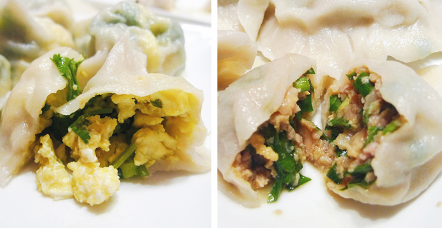 DUMPLING GALAXY: More than 80 types of dumpling fillings