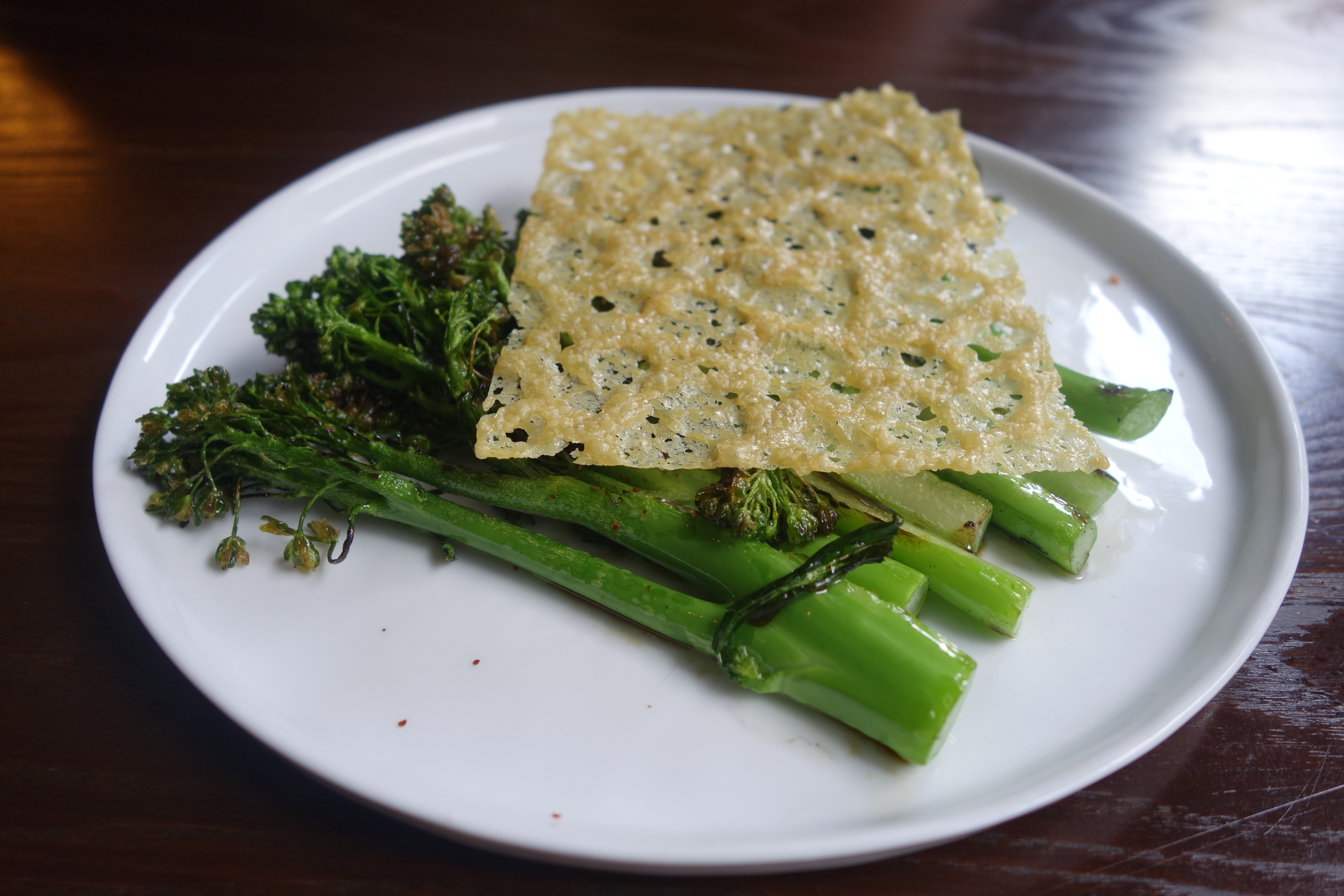 sakamai - charred broccolini 2